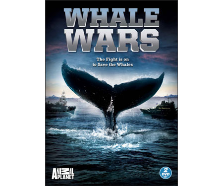 whale wars demonizes Japanese