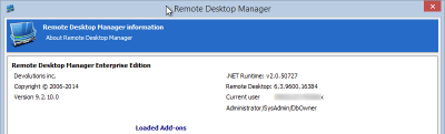 Remote Desktop Manager is my choice for RDP
