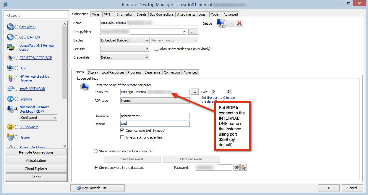 using-the-internal-aws-vpc-dns-name-for-remote-desktop