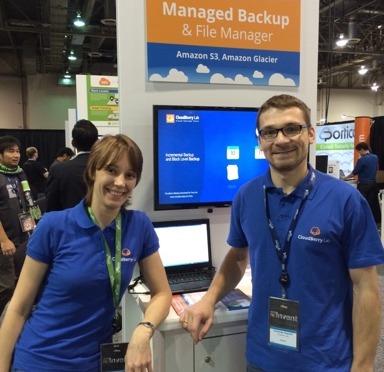 CloudBerryReInvent2014