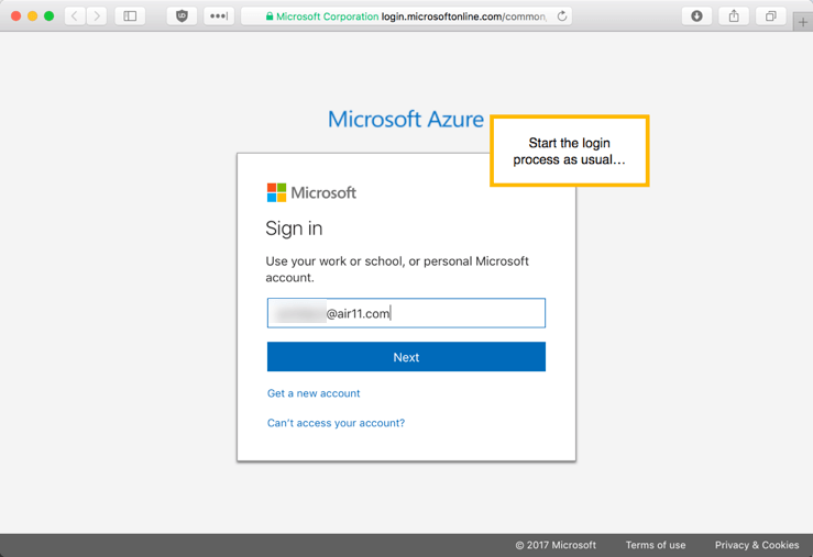 Azure multi-factor authentication tutorial | Thinking aloud